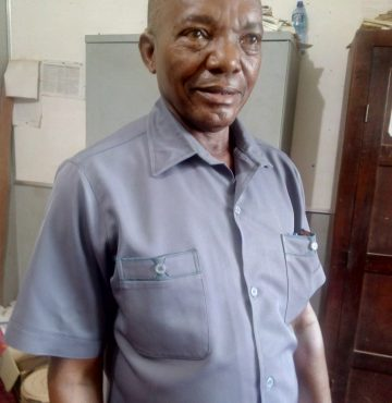 Dr. Samson A. Adeyinka