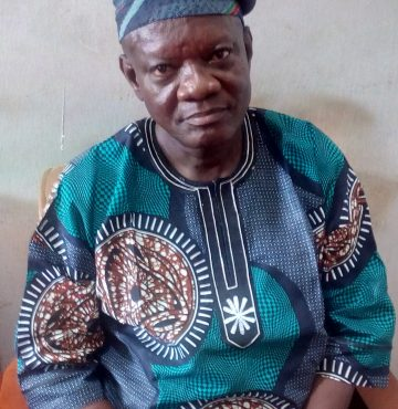 Prof. Lasun M. Olayiwola