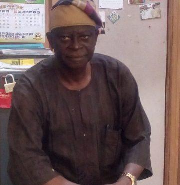 Prof. Emmanuel O. Omisore