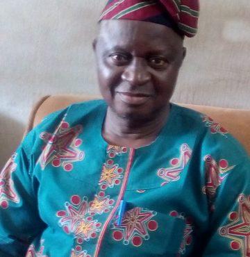 Dr. Peter O. Olawunmi