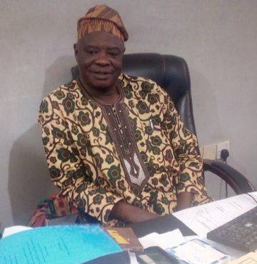 Prof. Samson O. Fadare